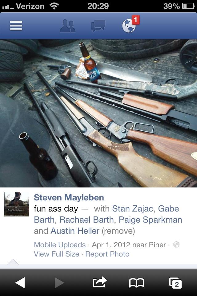 Obituary of Steven Mayleben | Don Catchen and Son Funeral